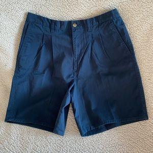 David Taylor Navy Shorts